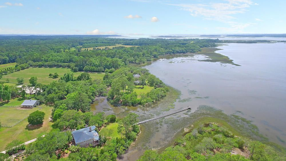 Single Family Home for Sale at 6080 Josie Ridge Road Wadmalaw Island, South Carolina,29487 United States