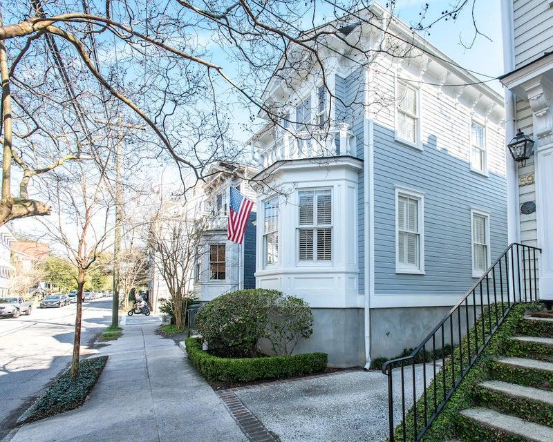 Single Family Home for Sale at 57 Vanderhorst Street Charleston, South Carolina,29403 United States
