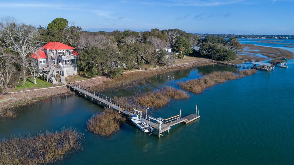Single Family Home for Sale at 1663 Fort Lamar Road Charleston, South Carolina,29412 United States