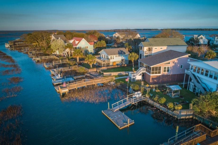 1582 Teal Marsh Road Charleston $595,000.00