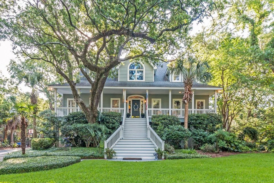 203 Forest Trail Isle of Palms $1,375,000.00