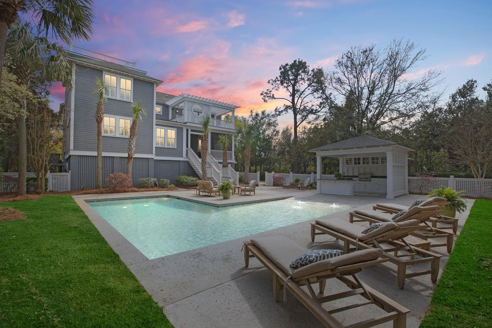 Sullivans Island, SC 5 Bedroom Home For Sale