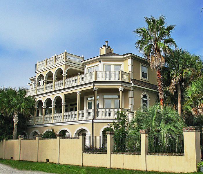 Charleston 7 Bedroom Home For Sale