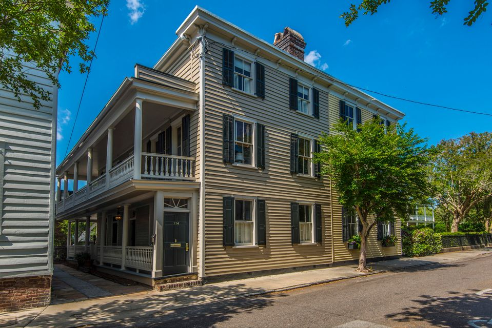 114 Tradd Street Charleston $1,886,000.00