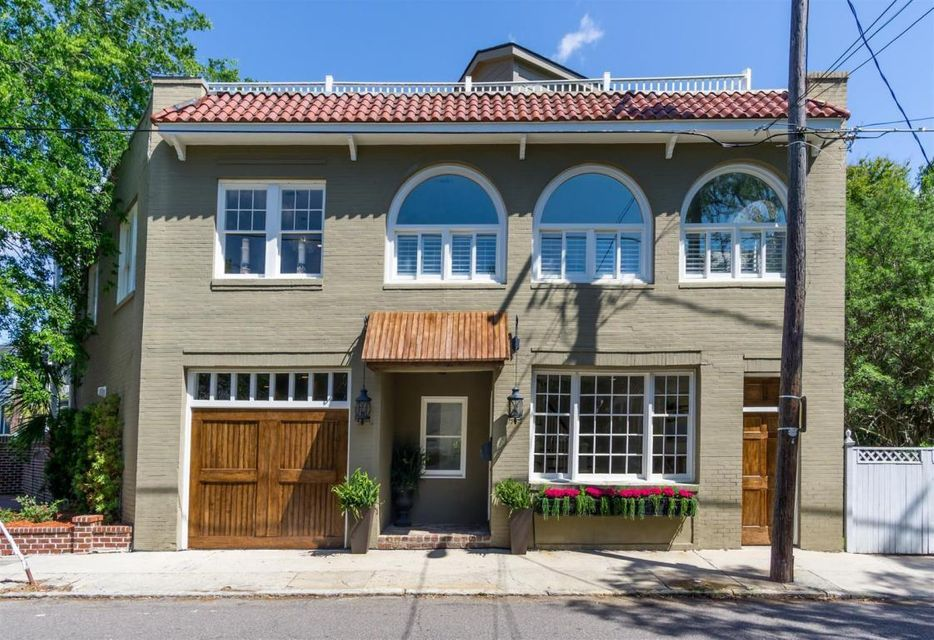 168 Tradd Street Charleston $1,400,000.00