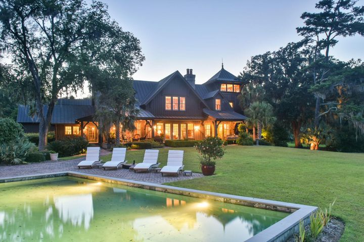 Johns Island Real Estate Deepwater Waterfront Homes On