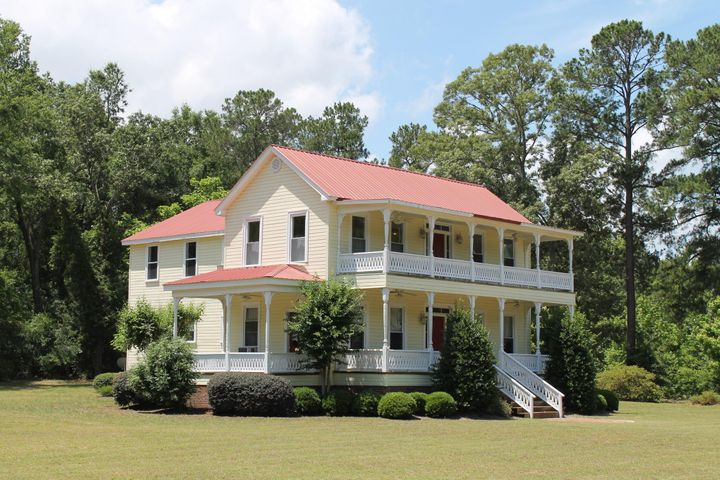 Wonderful Southern Plantation Houses For Sale #4: Charleston Area Plantations Southern Plantation Homes