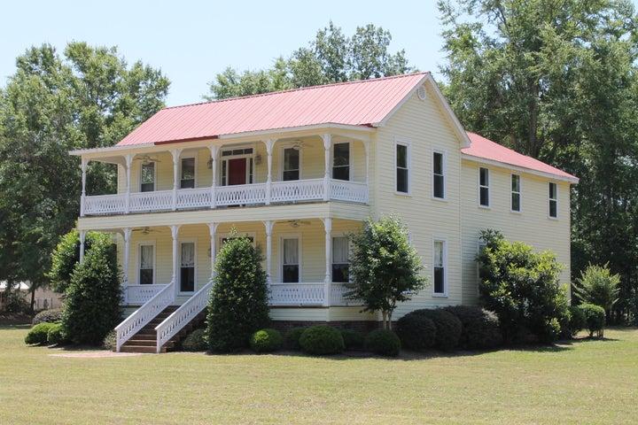 Charleston Area Plantations Southern Plantation Homes