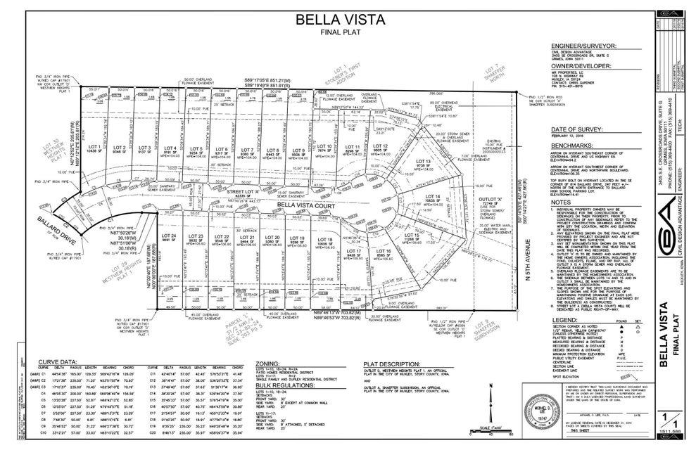 496 Bella Vista Court, Huxley, IA 50124