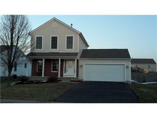 Photo of home for sale at 1886 Winterbrook Street, Lancaster OH