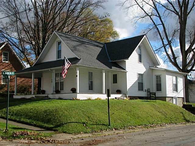 Photo of home for sale at 79 Center Street W, Mount Gilead OH