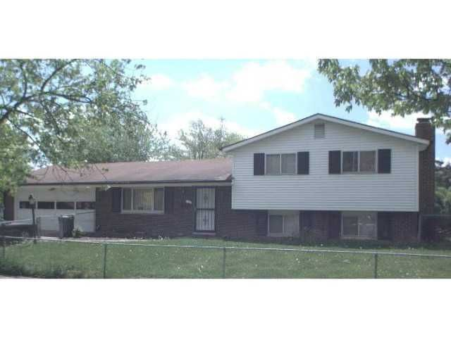Photo of home for sale at 5241 Carbondale Drive, Columbus OH
