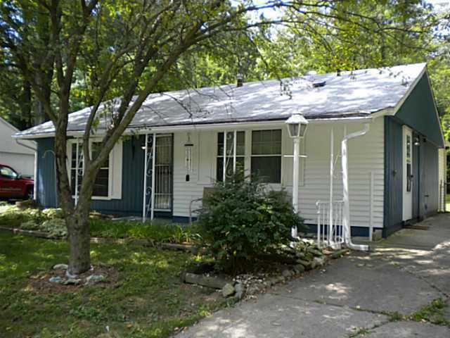Photo of home for sale at 4159 Arbury Lane, Columbus OH