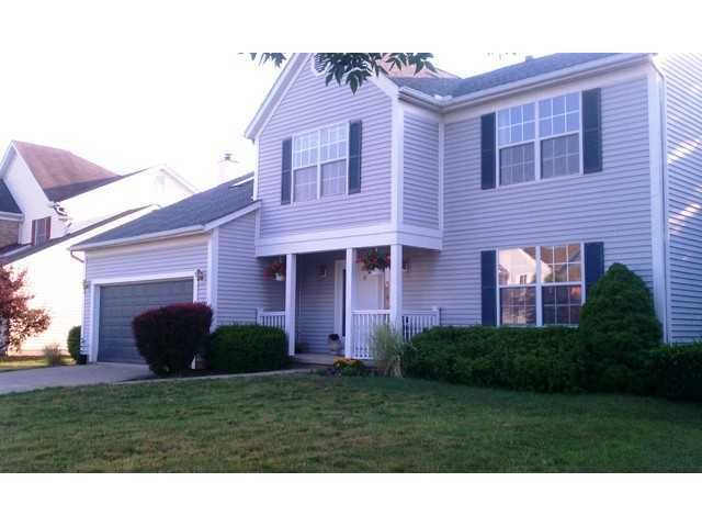Photo of home for sale at 1123 Dawn Drive, Reynoldsburg OH