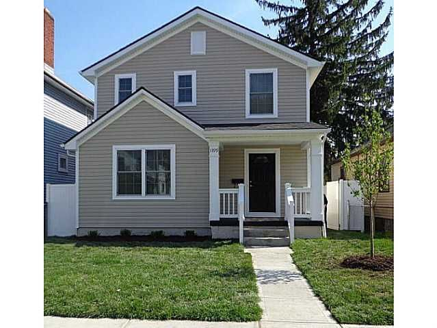 Photo of home for sale at 1399 Maynard Avenue E, Columbus OH
