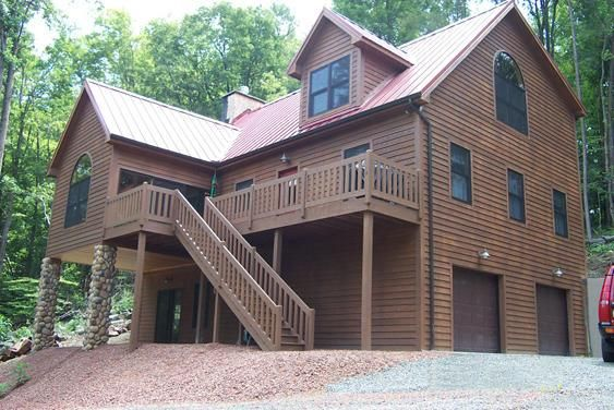 Photo of home for sale at 673 Natchez Lane, Hide A Way Hills OH