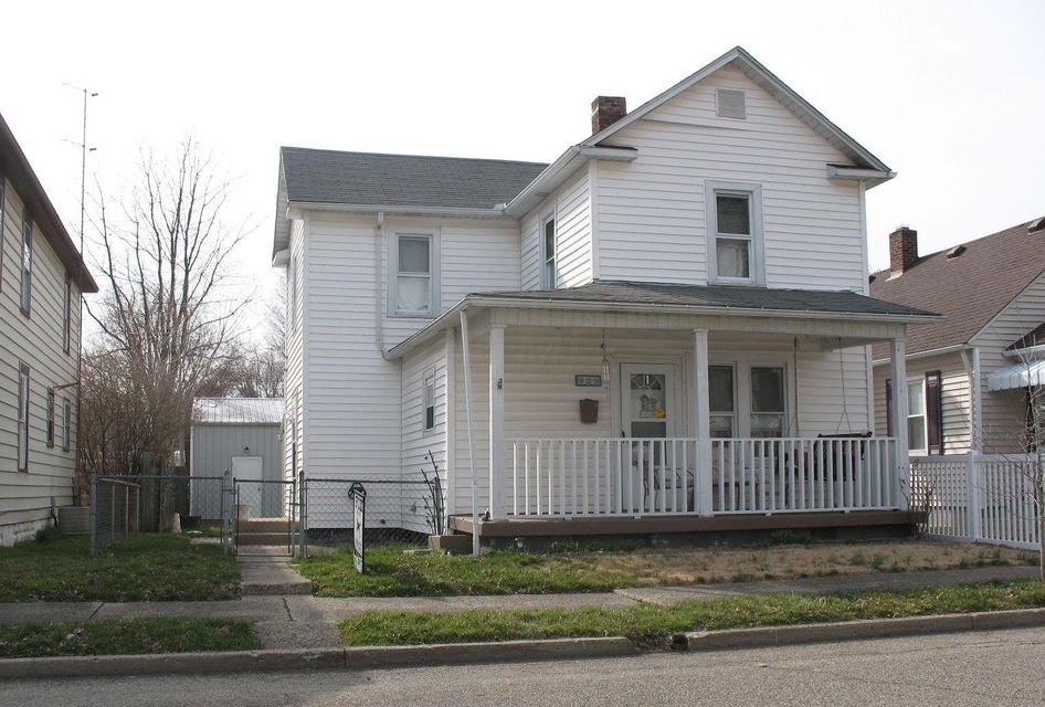 Photo of home for sale at 325 Ogara Avenue, Lancaster OH