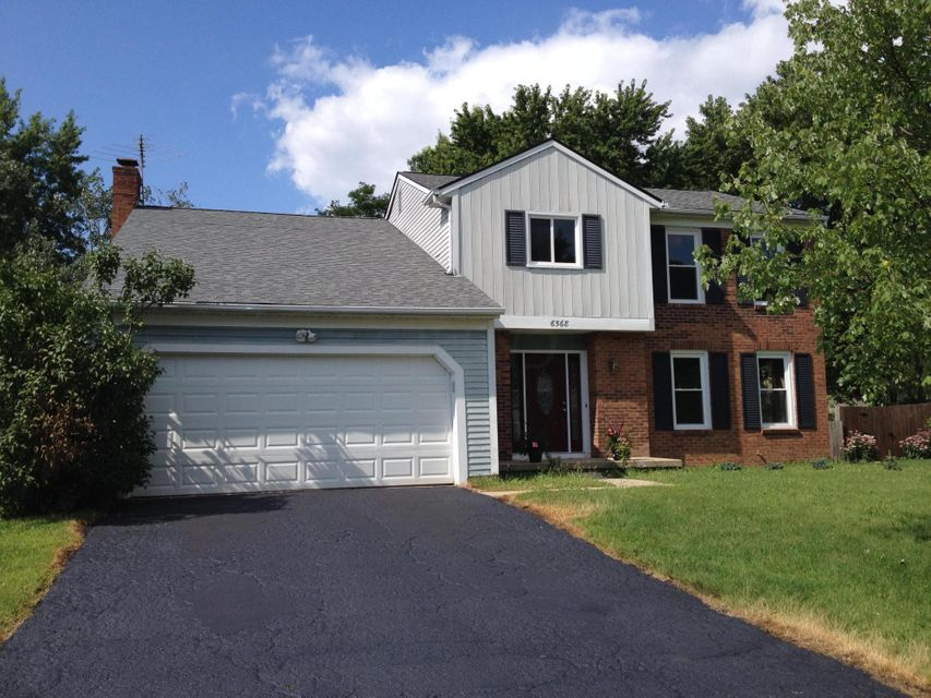 Photo of home for sale at 6568 Rosedale Avenue, Reynoldsburg OH