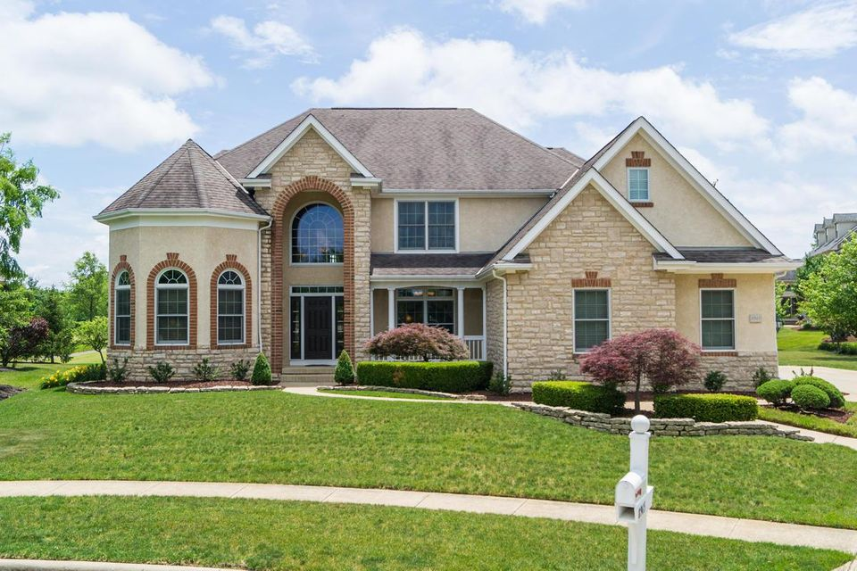 Photo of home for sale at 8945 Dunn Court, Dublin OH