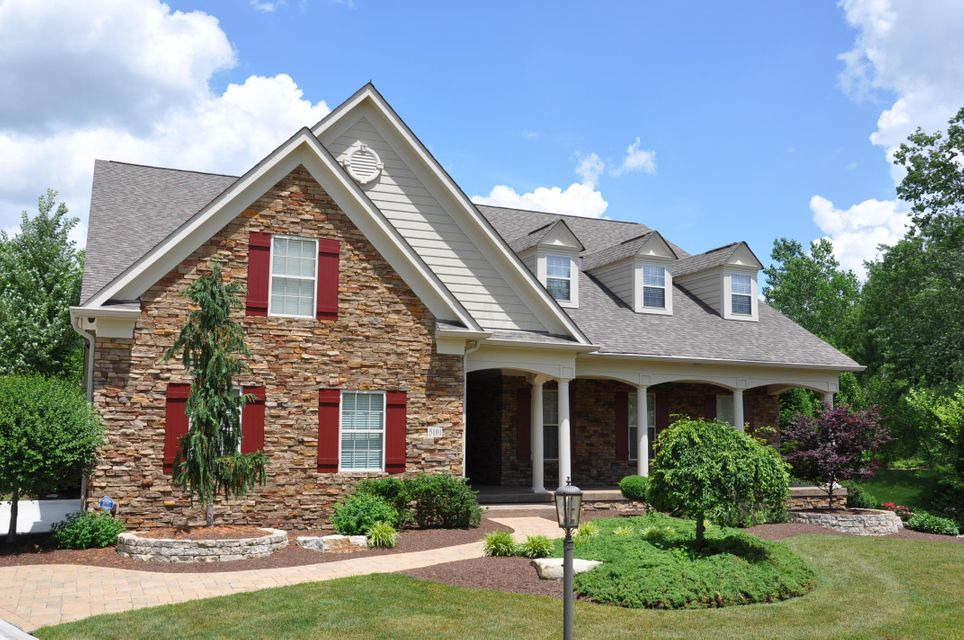 Photo of home for sale at 5101 CORNICE Court, Galena OH