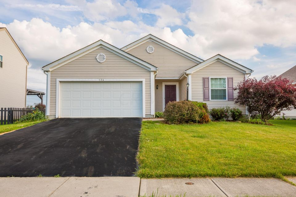 Photo of home for sale at 134 CAMERON Drive SW, Etna OH