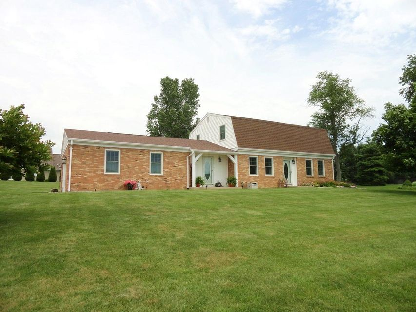 Photo of home for sale at 159 Tracemore Lane, West Liberty OH