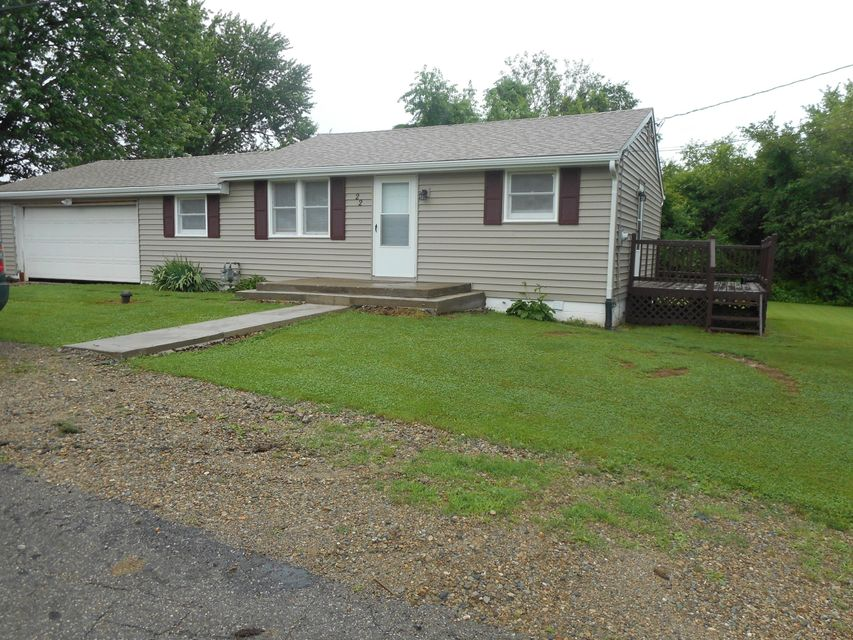 Photo of home for sale in Jacksontown OH