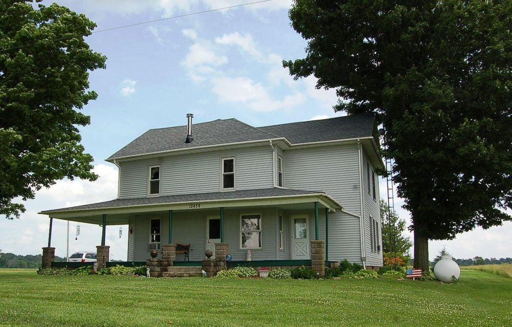 Photo of home for sale at 12459 Huber Hazen Road, Richwood OH