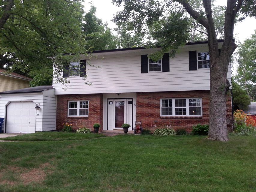 Photo of home for sale at 5616 NORCROSS Road, Columbus OH