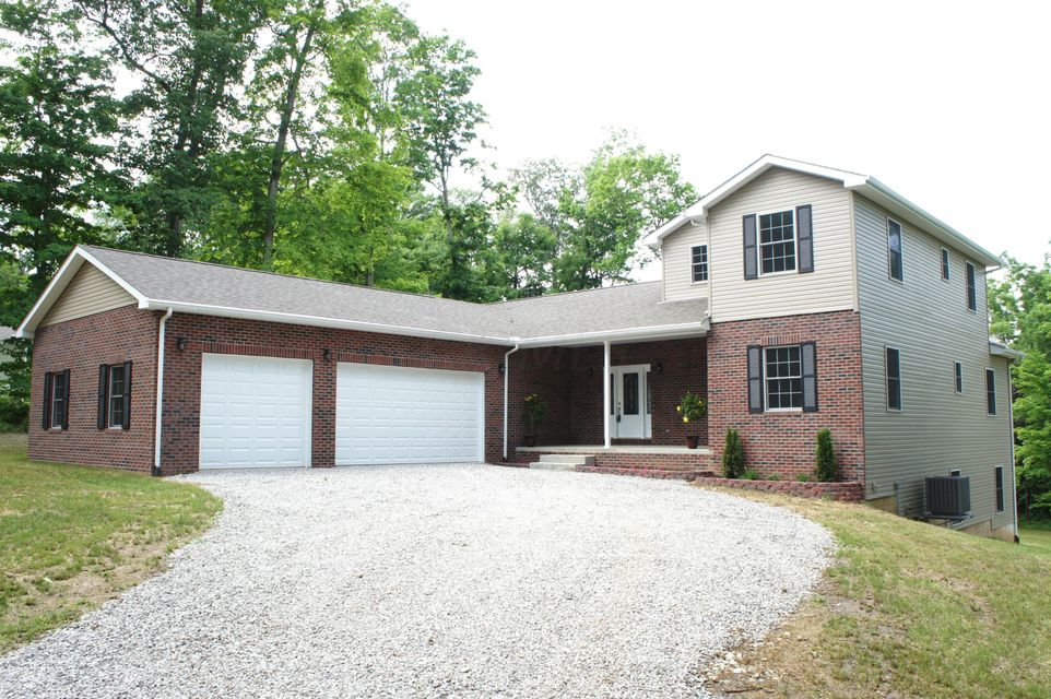 Photo of home for sale at 2500 Carroll Southern Road, Carroll OH