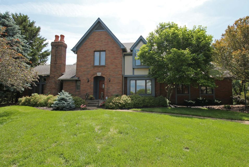 Photo of home for sale at 1124 Dejoan Court, Columbus OH