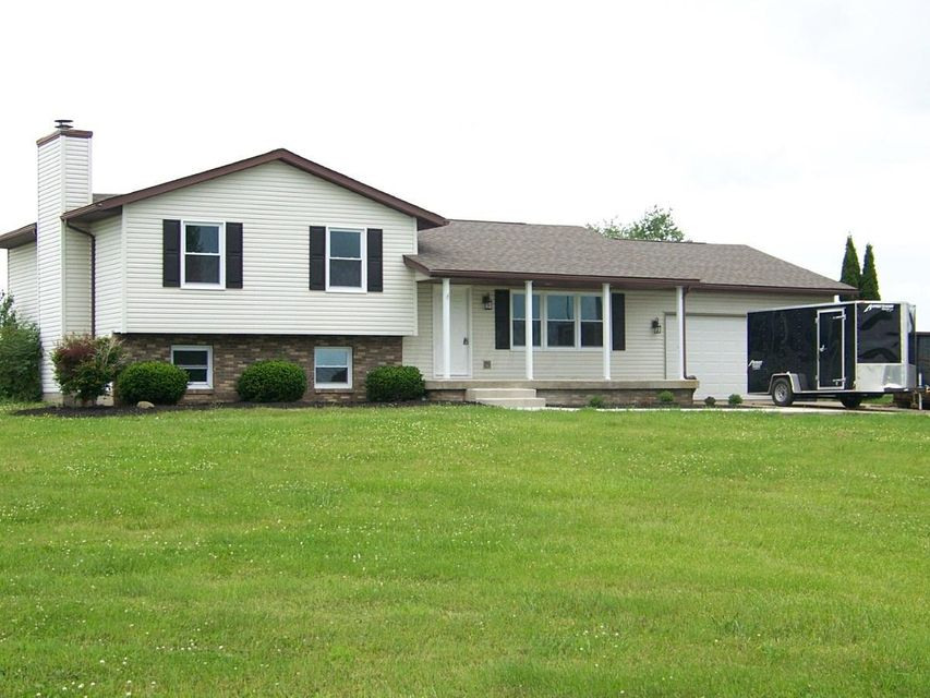 Photo of home for sale at 5218 Lock Road, Centerburg OH