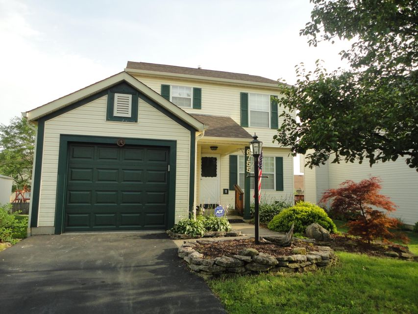 Photo of home for sale at 6755 GORMSLEY Drive, Reynoldsburg OH