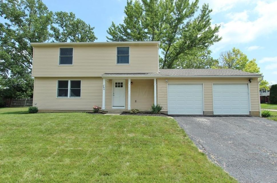 Photo of home for sale at 286 Greenlake Street, Galloway OH