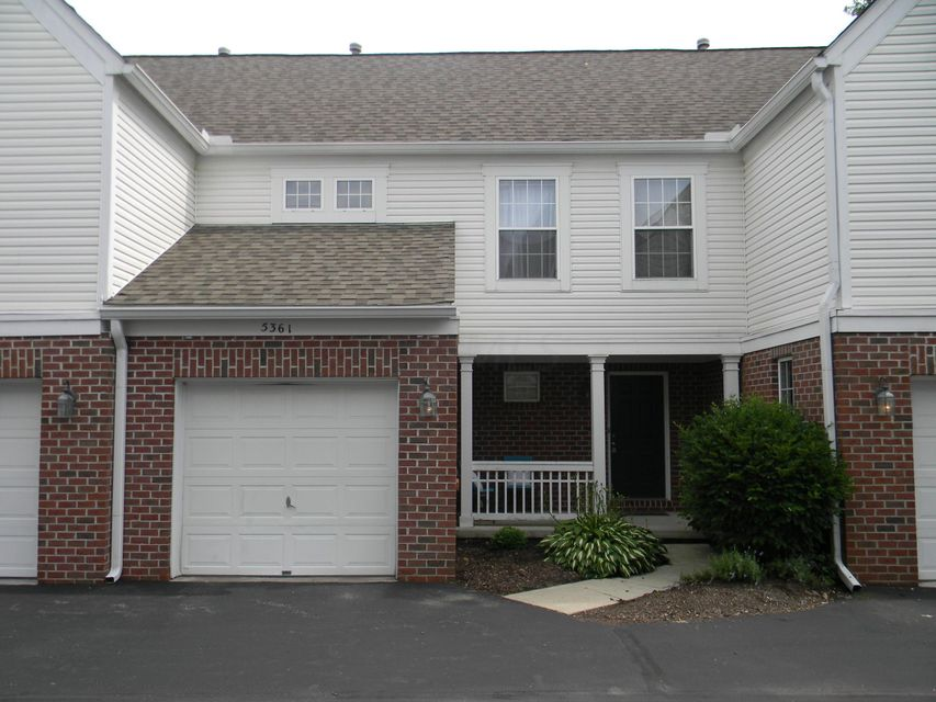 Photo of home for sale at 5361 CROSSING Lane, Dublin OH