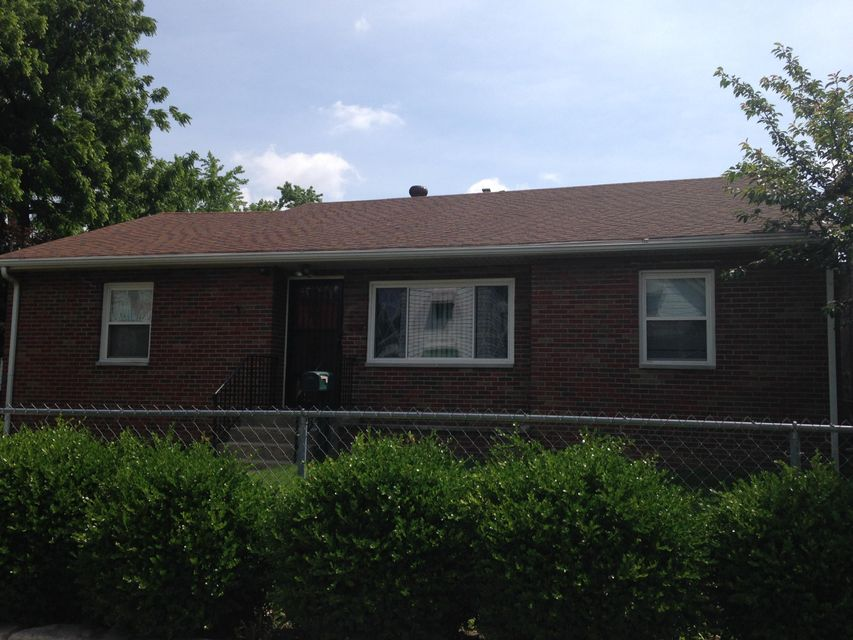 Photo of home for sale at 412 Catherine Street, Columbus OH