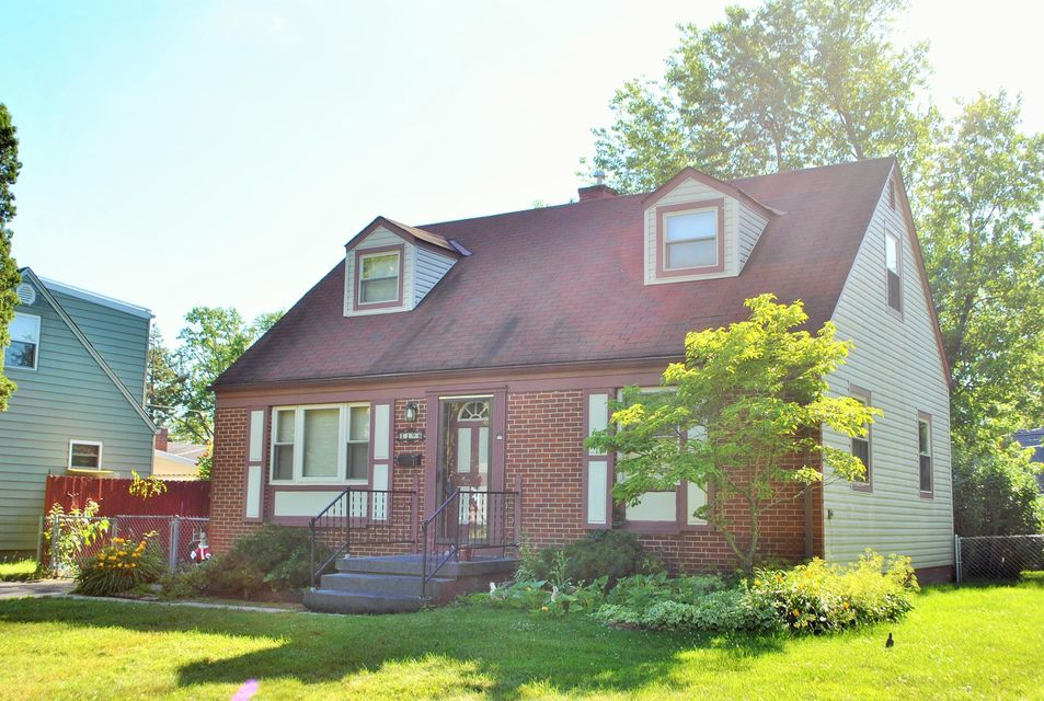 Photo of home for sale at 1196 Frisbee Drive, Columbus OH