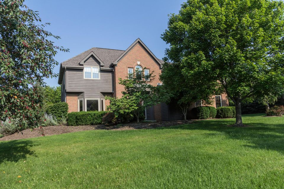Photo of home for sale at 8163 Davington Drive, Dublin OH