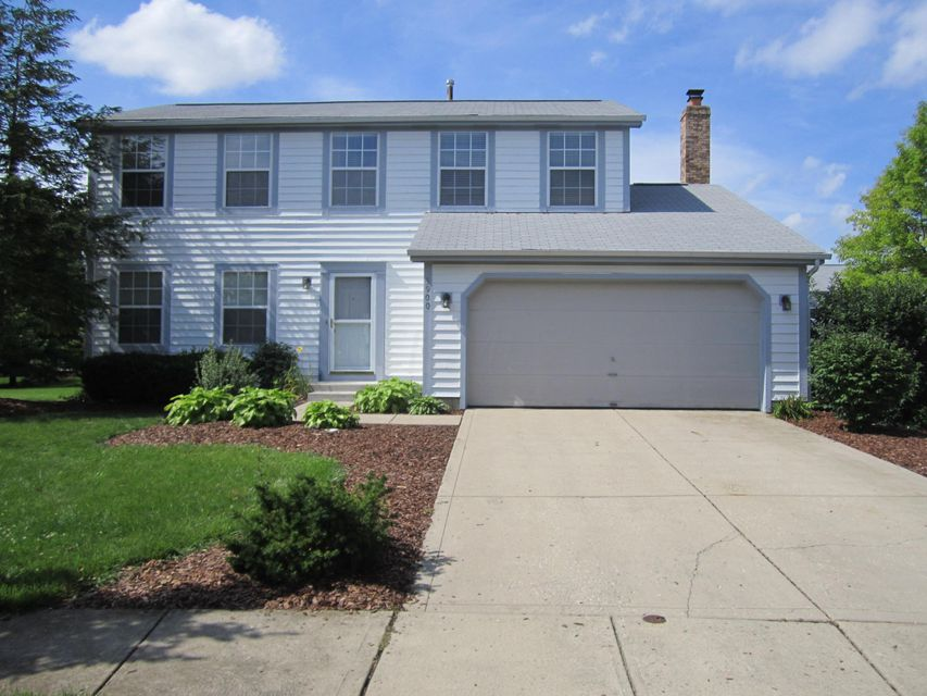 Photo of home for sale at 5900 SCOTSMAN Court, Dublin OH