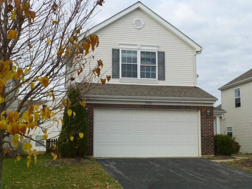 Photo of home for sale at 5836 Stonepath Drive, Hilliard OH