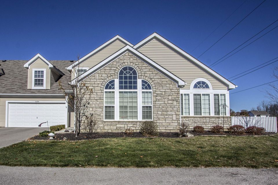 Photo of home for sale at 5294 BRIDWELL Lane, Westerville OH