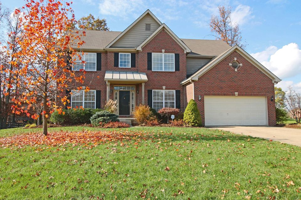 Photo of home for sale at 1175 Northwood Circle, New Albany OH