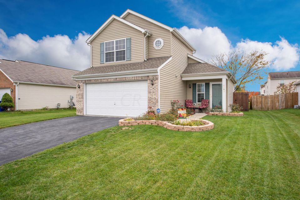 Photo of home for sale at 6043 Chidley Street, Galloway OH