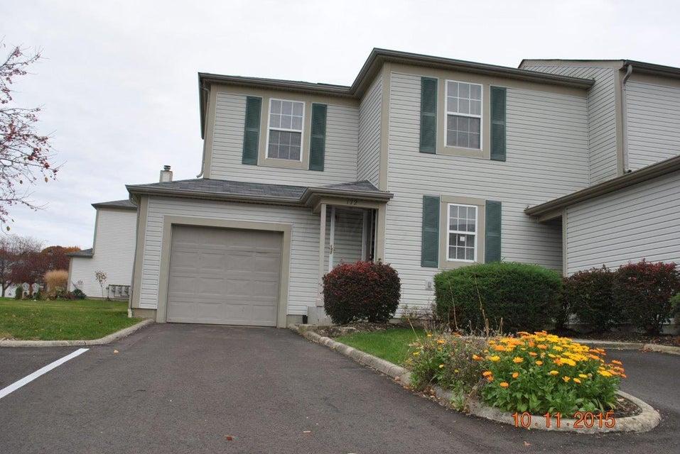Photo of home for sale at 172 Macfalls Way, Blacklick OH