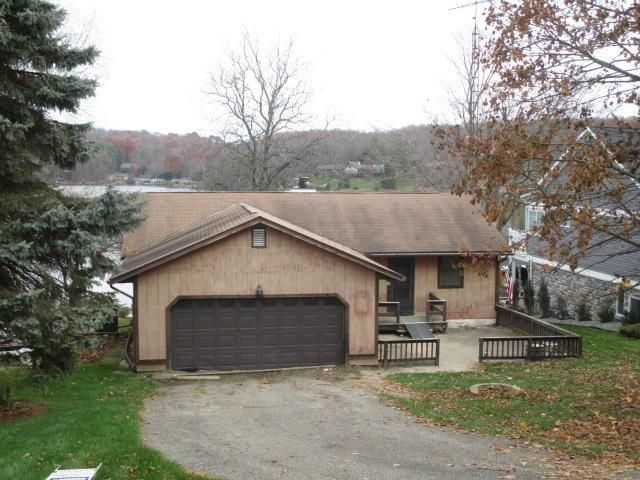Photo of home for sale at 441 Lakeview Heights Drive, Howard OH