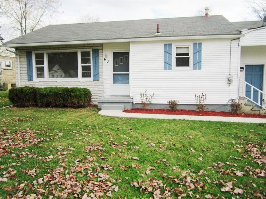 Photo of home for sale at 40 27th Street S, Newark OH