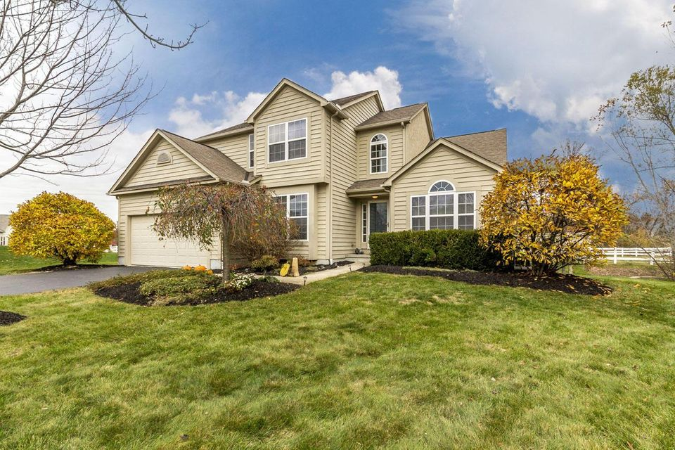Photo of home for sale at 286 SHYANNE Court, Powell OH