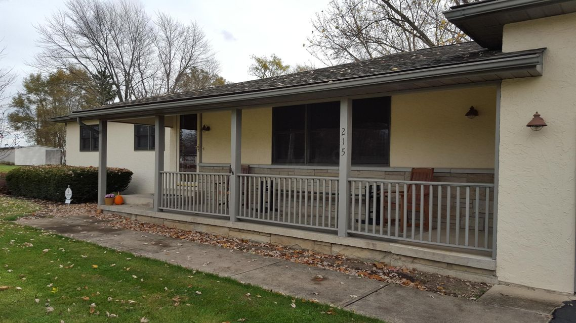 Photo of home for sale at 215 Gilead Street, Cardington OH