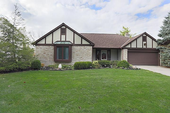 Photo of home for sale at 7047 Fitzgerald Road, Dublin OH