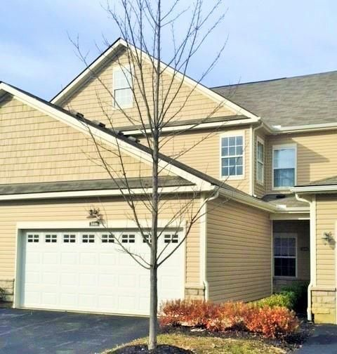 Photo of home for sale at 1446 Lakes Circle Drive, Columbus OH